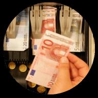 Control de gastos Estadísticas Gráficas Programa de facturación Erp Nube