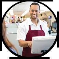 Gestión de personal Programa de facturación Tiendas de alimentación