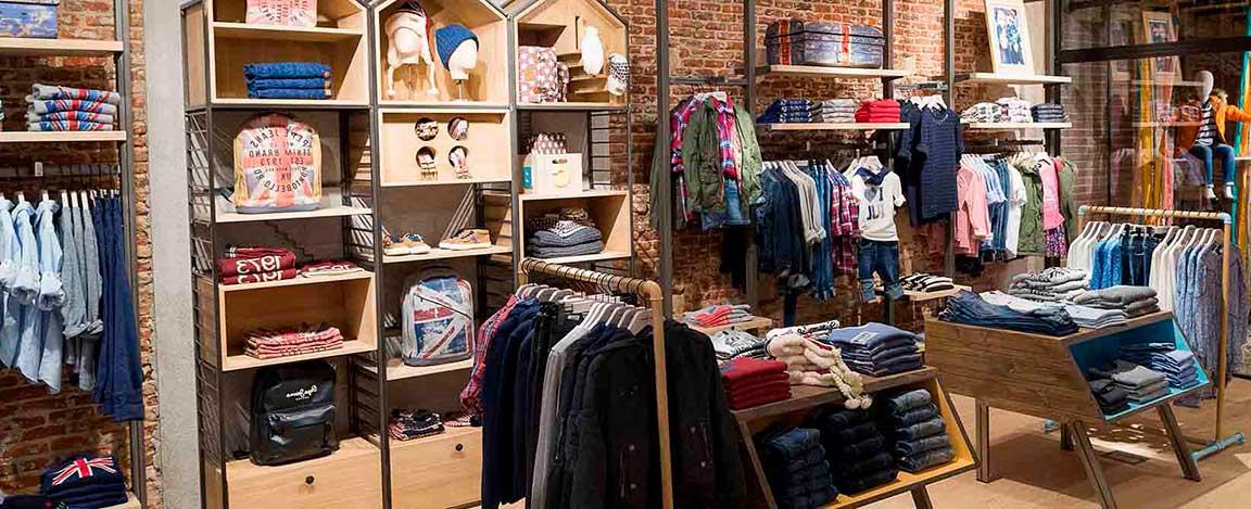 Programa de gestión ERP Retail Tiendas de moda Franquicias