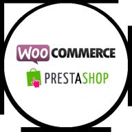 Woocommerce PrestaShop Programa de facturación Erp Web Cloud Nube Daferp